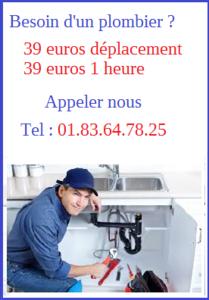 plombier 15