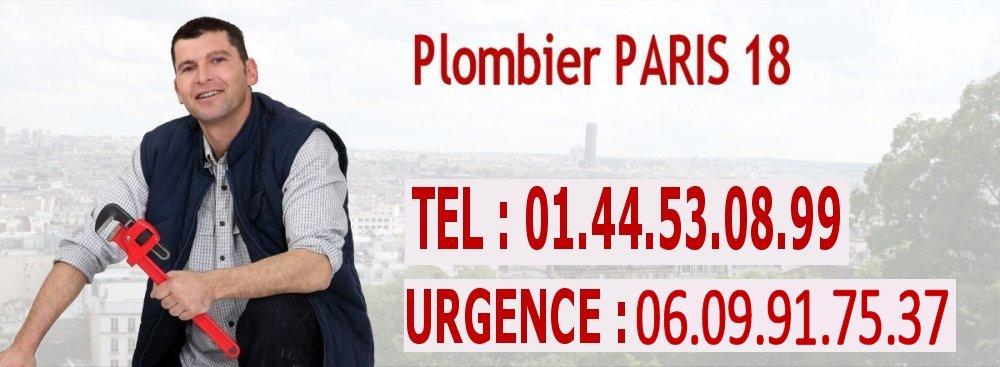 plombier 18