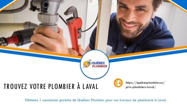 plombier a laval