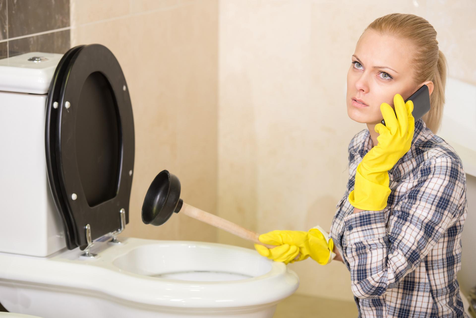 plombier debouchage wc