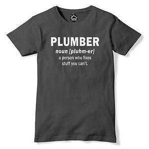 plombier en anglais