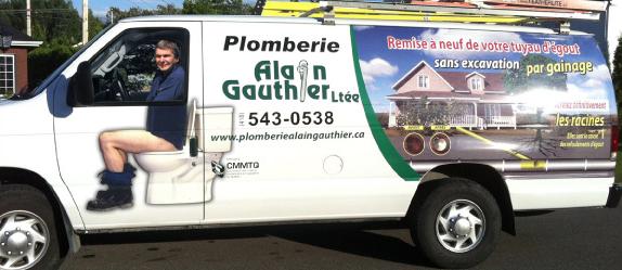 plombier gauthier