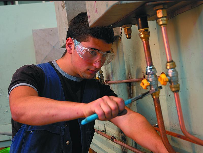 plombier installateur thermique