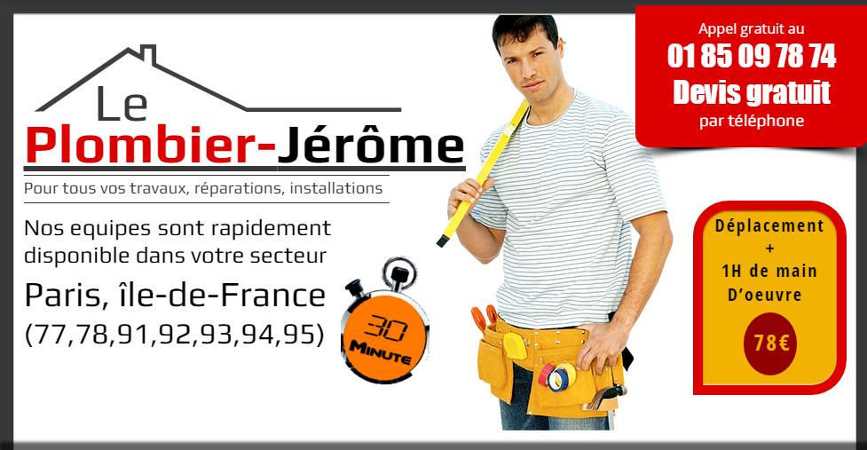 plombier jerome