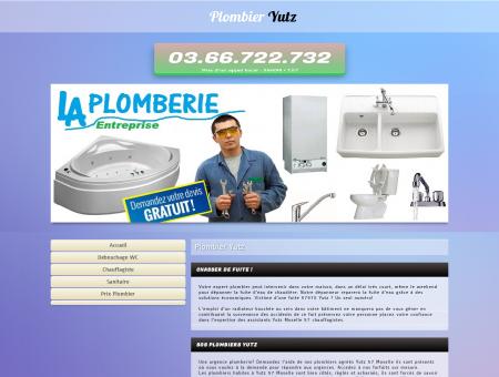 plombier yutz